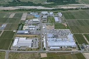 湯沢工業団地の写真素材 [FYI03978074]