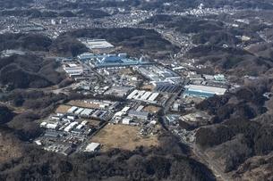 いわき市 常磐鹿島工業団地の写真素材 [FYI03978150]