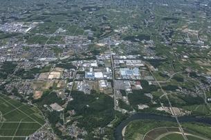 北上市 北上工業団地の写真素材 [FYI03978159]