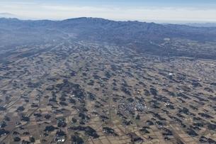 奥州市胆沢区 胆沢扇状地(胆沢平野)の写真素材 [FYI03978165]