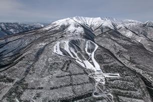 白石市 みやぎ蔵王白石スキー場の写真素材 [FYI03978189]