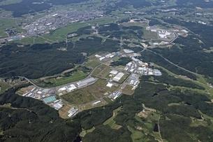 大和町~大衡村 仙台北部中核工業団地の写真素材 [FYI03978202]
