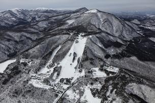 仙台市 泉ヶ岳スキー場の写真素材 [FYI03978224]