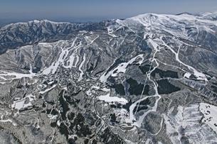 蔵王温泉スキー場の写真素材 [FYI03978231]