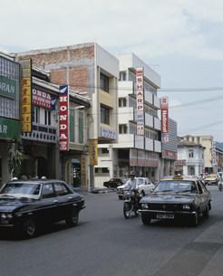 マレーシアの町並みの写真素材 [FYI03978724]