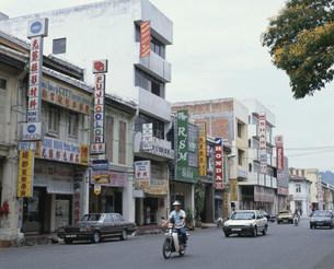 マレーシアの町並みの写真素材 [FYI03978725]
