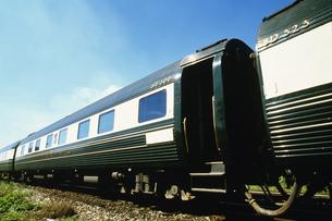 イースタンとオリエンタル急行の車体の写真素材 [FYI03980677]