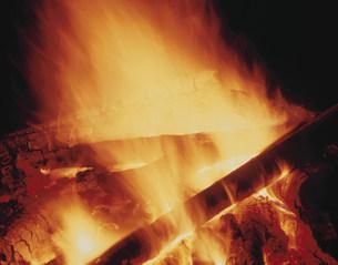 火の写真素材 [FYI03981236]