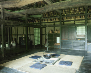 旧中石家住宅の写真素材 [FYI03981374]