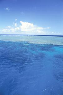 青い海の写真素材 [FYI03981566]
