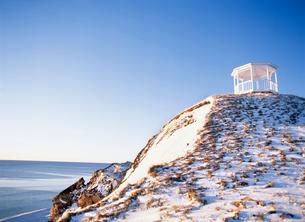マドレーヌ島の展望台の写真素材 [FYI03981611]