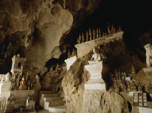 タムティン洞窟の写真素材 [FYI03982068]