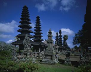 タマン・アユン寺院の写真素材 [FYI03982074]