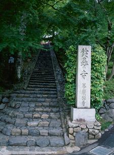 鈴虫寺(華厳禅寺)の写真素材 [FYI03983384]
