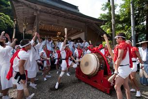 高浜七年祭りの写真素材 [FYI03983829]