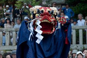 高浜七年祭りの写真素材 [FYI03983830]