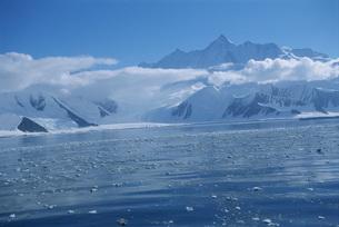 ハーシェル山 南極大陸の写真素材 [FYI03984832]