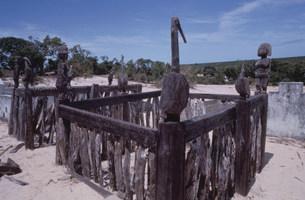 サカラバ族の墓の写真素材 [FYI03984863]