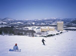 安比高原スキー場の写真素材 [FYI03984942]