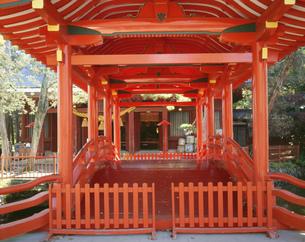 生島足島神社の写真素材 [FYI03985142]