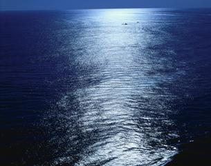 光る海  12月の写真素材 [FYI03985200]