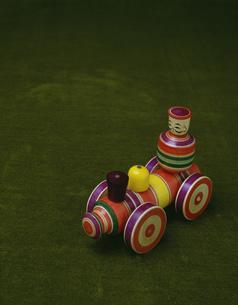 木地玩具の写真素材 [FYI03985269]