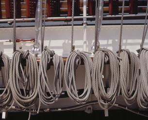 帆船ポルトガル船籍サグレス号の写真素材 [FYI03985317]