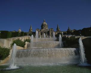 カタルーニア美術館の写真素材 [FYI03985401]