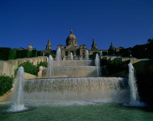 カタルーニア美術館の写真素材 [FYI03985456]
