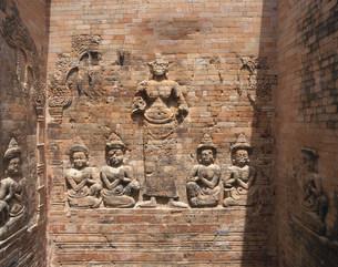 プラサット・クラヴァンのヴィシュヌ神の写真素材 [FYI03985609]
