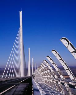 ミヨー高架橋の写真素材 [FYI03985893]