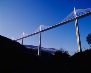 ミヨー高架橋の写真素材 [FYI03985901]