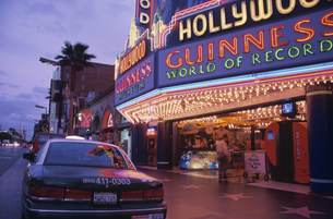 ハリウッド ギネスミュージアムの写真素材 [FYI03986773]