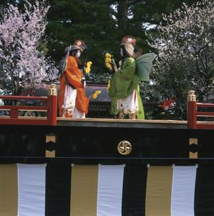 天津神社春季例大祭の写真素材 [FYI03987658]