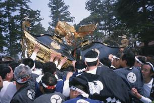 天津神社春季例大祭の写真素材 [FYI03987662]