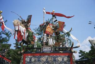 気比神宮 敦賀祭の写真素材 [FYI03987753]