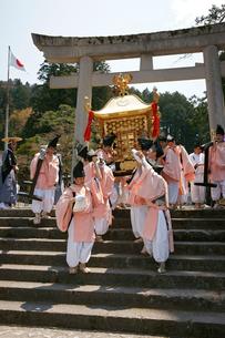 水無神社例大祭 神輿の写真素材 [FYI03988847]