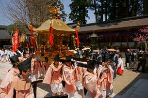 水無神社例大祭 神輿の写真素材 [FYI03988853]