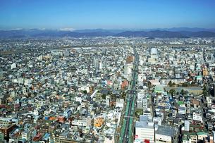 岐阜市街の写真素材 [FYI03989193]