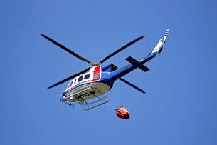 防災ヘリ の写真素材 [FYI03989198]