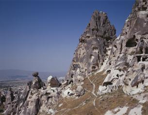 カッパドキア 7月   トルコの写真素材 [FYI03989554]