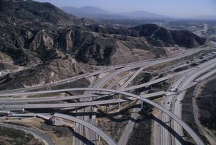 ロスアンゼルス大地震の写真素材 [FYI03989785]