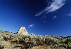 雲と岩山 ジョンデーの写真素材 [FYI03990014]