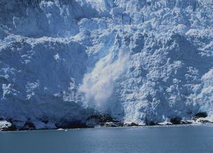Holgate氷河キーナイ半島 アラスカ州 アメリカの写真素材 [FYI03990285]