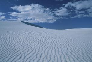 ホワイトサンズ国立公園の写真素材 [FYI03990317]