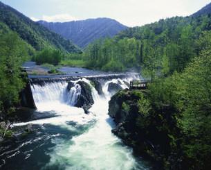 ピョウタンの滝の写真素材 [FYI03990698]