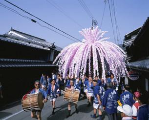 美濃祭の写真素材 [FYI03991298]