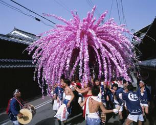 美濃祭の写真素材 [FYI03991301]