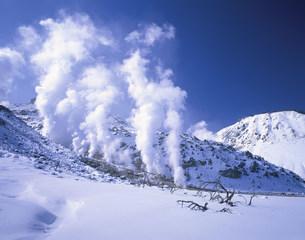 硫黄山の写真素材 [FYI03991326]