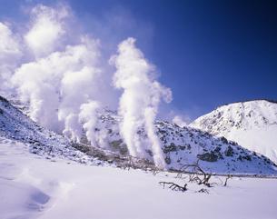 硫黄山の写真素材 [FYI03991336]